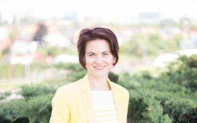 """Zuzana Ujhelyiová: """"Nejvýznamnější mi připadá zvyšování efektivity školských rad."""""""